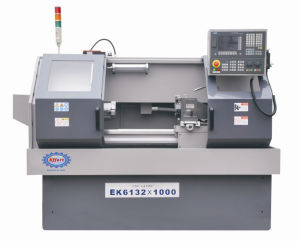 CNC-Lathe-with-Flat-Hardened-Rail Ek6132X750