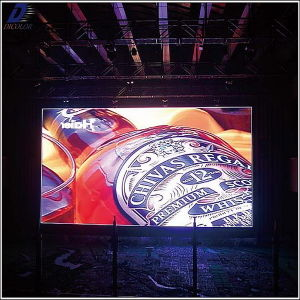 High Refresh Rate P2.5 Full Color Indoor Rental LED Display Screen pictures & photos