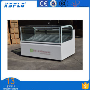 LED Light Ice Cream Showcase and Popsicle Display pictures & photos