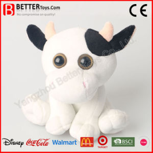 Gift Sitting Soft Stuffed Animals Plush Cow Toy pictures & photos