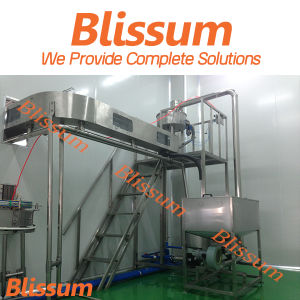Automatic Bottle Water Filling Machine with Customer Desigened Service pictures & photos