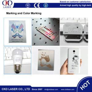 Desk Bench Laser Marker Fiber Laser Marking Machine pictures & photos