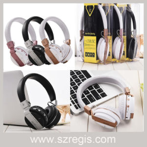 Stereo Wireless Bluetooth V2.1 Headset Headphone Support TF Card/MP4 pictures & photos
