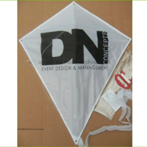 Custom Fashion Diamond Chinese Silkscreen Printing Logo Kites pictures & photos