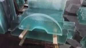 Tempered Figured Door Panel Glass pictures & photos