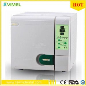 Dental New 18L Medical High Pressure Steam Autoclave Sterilizer Pre-Vacuum pictures & photos