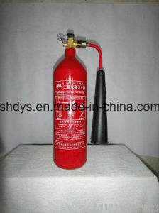 5kg Cylinder of Fire Extinguisher Can Filling CO2 with Ce Certification pictures & photos