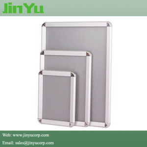 32mm Aluminum Snap Open Frame Poster Board pictures & photos