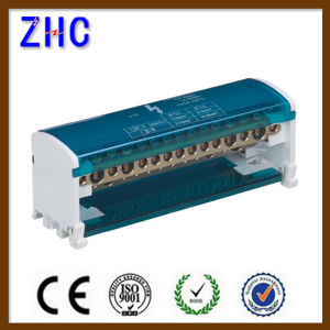 65*42*50 Waterproof Electric Brass Connection Terminal Block with Box pictures & photos