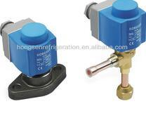 220V Unloading Solenoid Valve Flanged Connection pictures & photos
