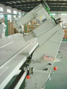 Fb-3A Stainless Table Tape Edge Machine pictures & photos