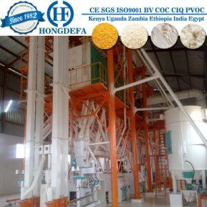 Lifetime-Service Automatic Complete Maize Flour Processing Machine Maize Roller Mill pictures & photos