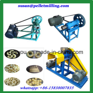 Selling Grain Bulking Puff Snacks Food Extruder Making Machine pictures & photos