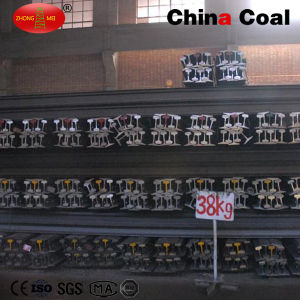 High Quality Rail Track Railway Train Steel Rail for Sale pictures & photos