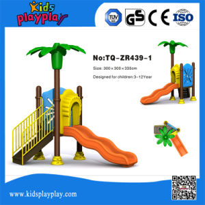 Factory Wholesale Fun Park Equipment Hot Outdoor Slide Playground Sets pictures & photos