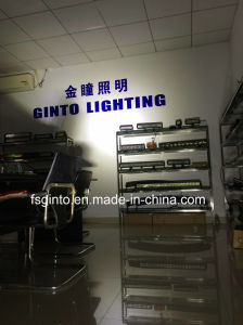 Single Row LED Light Bar 5W CREE LED pictures & photos