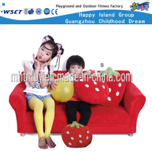 Children Furniture Strawberry Series Kids Couch (HF-09603) pictures & photos
