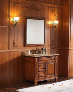 Sanitary Ware Bathroom Cabinet with American Classic Series (6663) pictures & photos