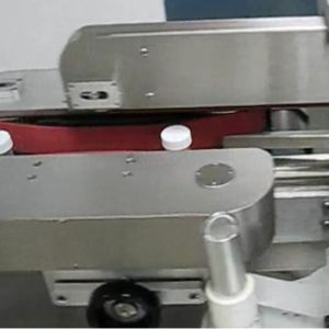Cone Shaped Bottle Labeling Machine/Labeler pictures & photos