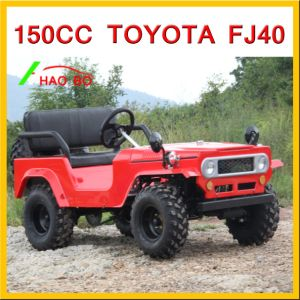 150cc Toyota Land Cruiser for Right Hand Driving pictures & photos