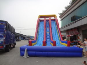33FT High Inflatable Everest Big Heaven Slide for Adult pictures & photos