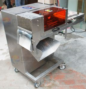 Small Electric Automatic Commercial Fish Belly Opener Opening Splittor Machinery pictures & photos