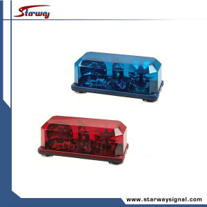 Warning Dual Halogen Rotating Emergency Mini Lightbar (Ltd720) pictures & photos