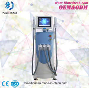 China Multifunctional E-Light Opt ND: YAG Laser System with Ce pictures & photos