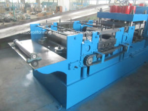 C&Z Purlin Interchangeable Building Material Forming Machine by Gearbox and Shaft for Each Station pictures & photos