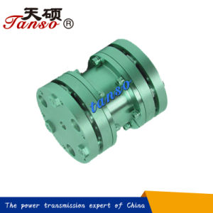 Tam Disc Coupling with Torsionally Rigid Without Any Backlash for General Machinery pictures & photos