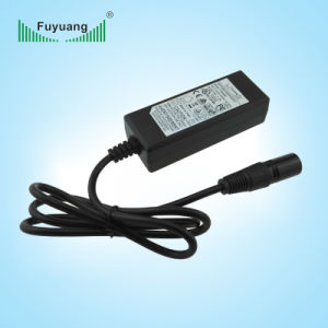 UL RoHS Universal 4.2V 4A Li-ion Battery Charger pictures & photos