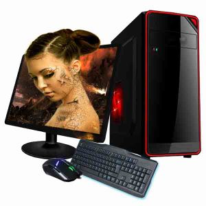I5 Desktop Computer DJ-C010 with 500g HDD pictures & photos