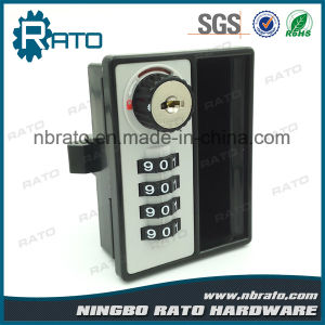 4 Digital Combination Lock with Handle