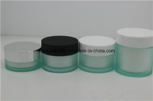 Special Design Cosmetic Plastic Material Use Jar for Cream pictures & photos