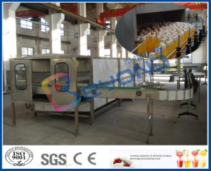 stainless steel cooling tunnel pictures & photos