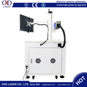 Desk Bench Laser Marker Fiber Laser Marking Machine pictures & photos