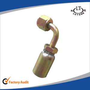 90 Degree Female 74 T36791 Jic Pipe Fittings pictures & photos