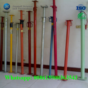 Telescopic Steel Prop Shoring Jack Scaffold