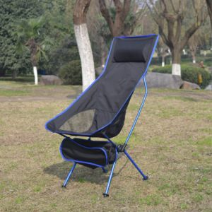 Outdoor Chair Camping Stool for Fishing Festival Picnic BBQ Beach with Bag pictures & photos