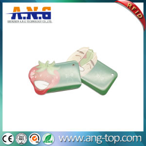 ISO14443 Full Color Printing RFID Crystal Epoxy Card pictures & photos