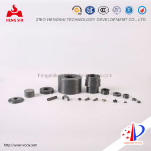 Silicon Nitride Bonded Silicon Carbide Ceramic Ball Used in Machinery Industry pictures & photos
