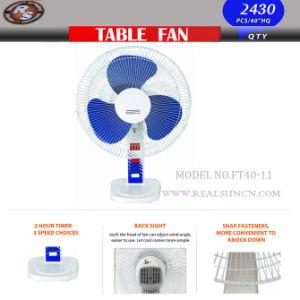 16inch Table Fan/Desk Fan New Design pictures & photos