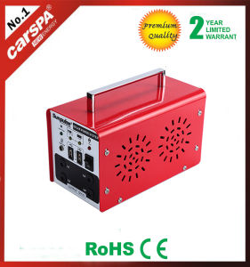 400W pure sine wave inverter with controller inbuilt solar power system pictures & photos