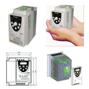Single Phase Small Appearance Low Frequency Inverter 50Hz to 60Hz pictures & photos