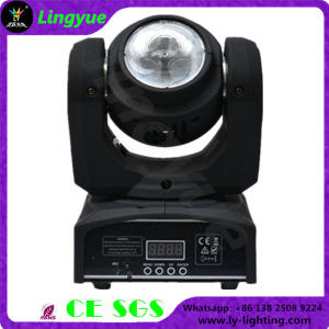 40W Mini Moving Head LED Beam Light pictures & photos