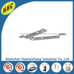 Electrical Hhc High Precision Stainless Steel U-Shaped Bracket pictures & photos