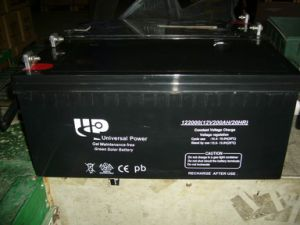 Cheap and Hot Selling 12V 200ah Lead Acid Solar Battery