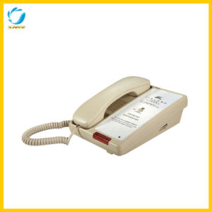 Hands Free Table Telephone for Hotel Guestroom pictures & photos