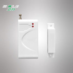 Wireless Automatic Door or Window Magnetic Contact Sensor pictures & photos