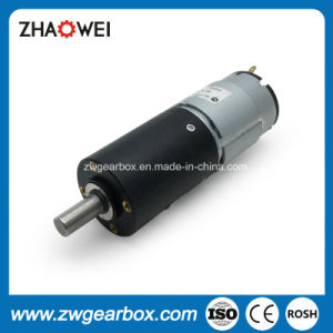China 32mm High Toruqe Motor Small DC Planetary Gearbox pictures & photos